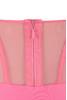 claudette pink top
