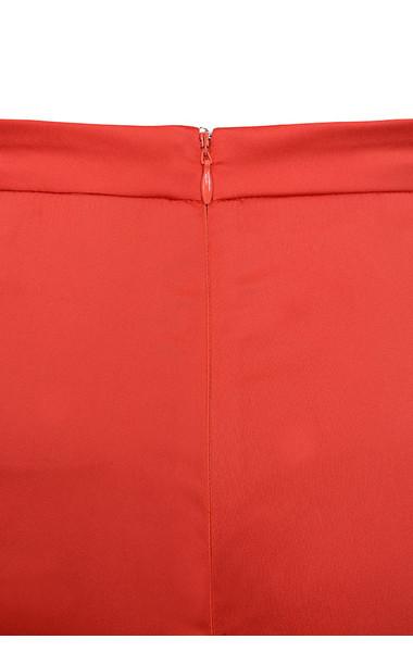 orange ayain trousers