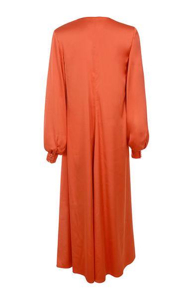 louisette maxi in orange