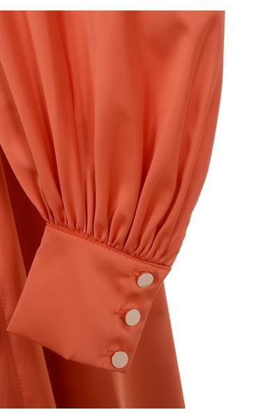 orange louisette maxi