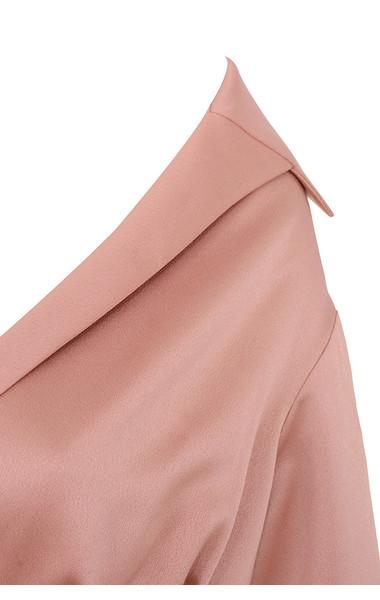mina jacket in pink