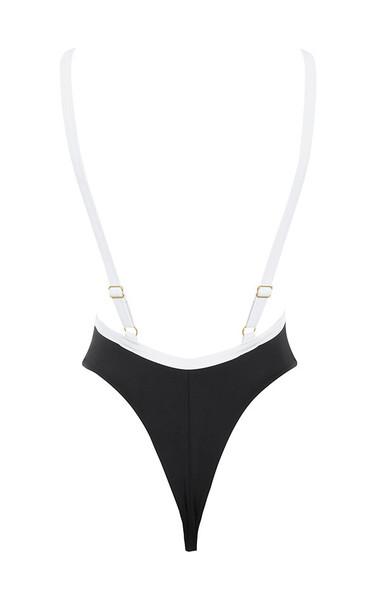 rialto swimsuit in black