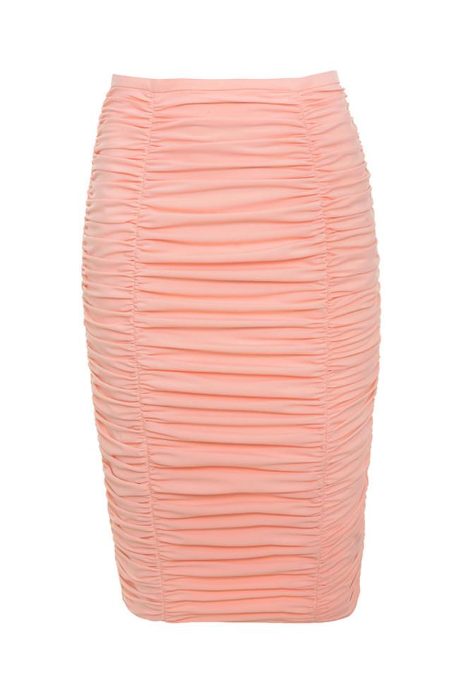 blush marla dress