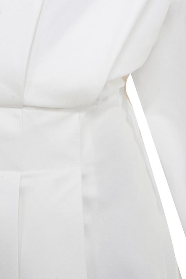 white amber top