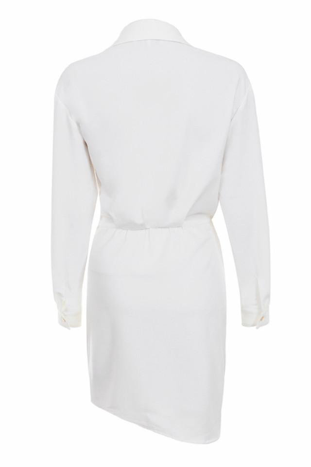 assata dress in white