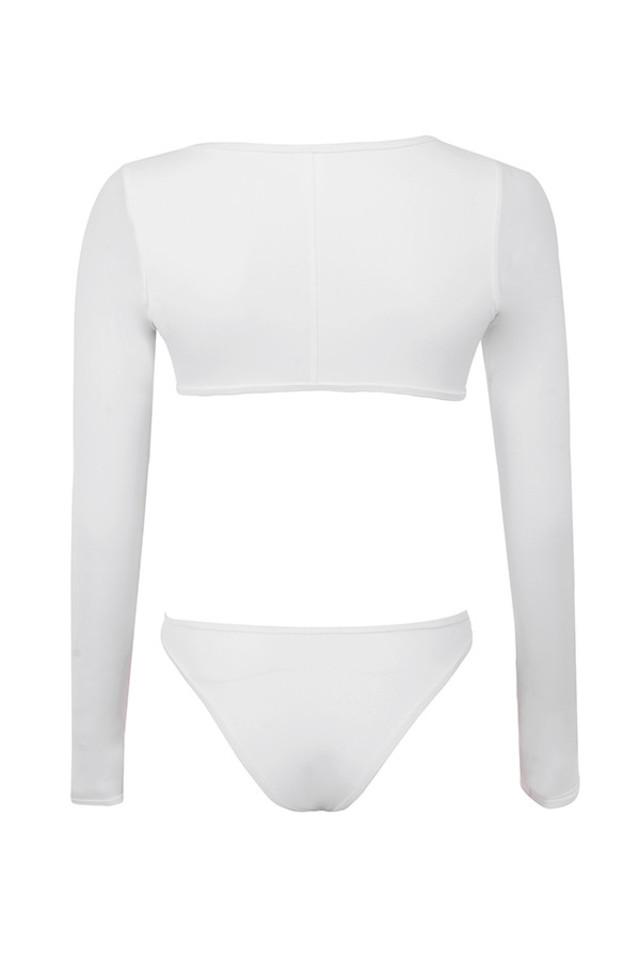 namibia swimsuit in white