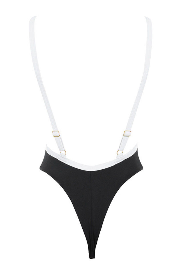 rialto swimsuit in black