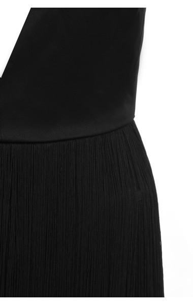 black alexina dress
