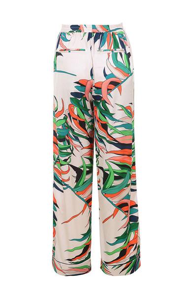 bartola trousers in print