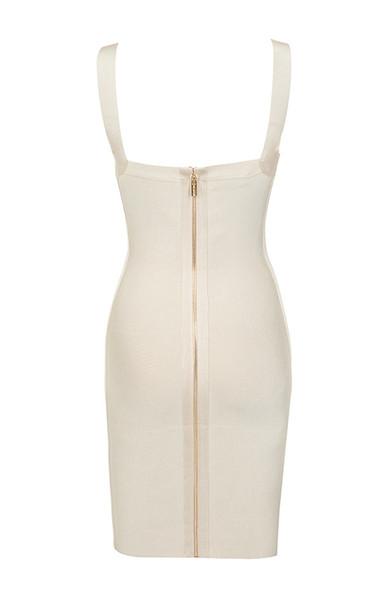 norita dress in white