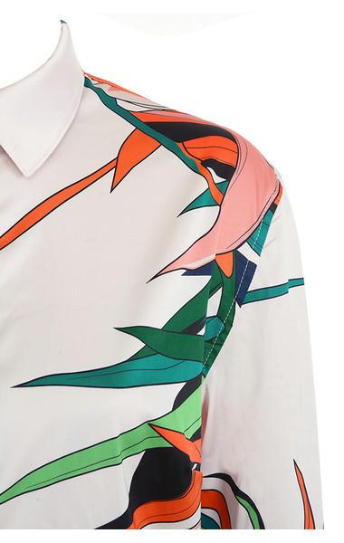 salvaza shirt in print
