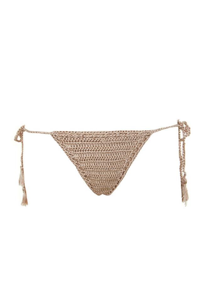 rheya camel bikini