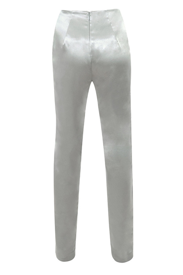 emiliana trousers in silver