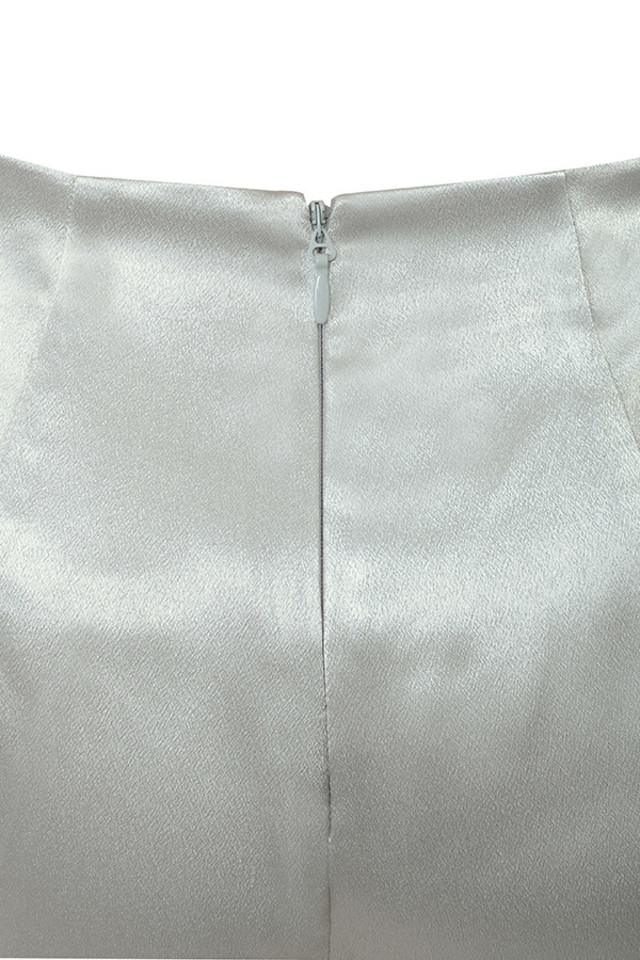 silver emiliana trousers