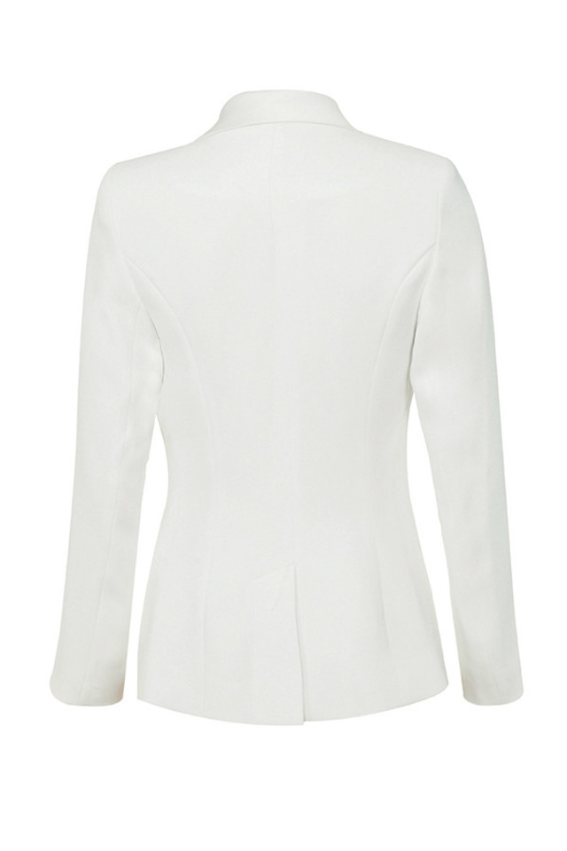 grazia jacket in white