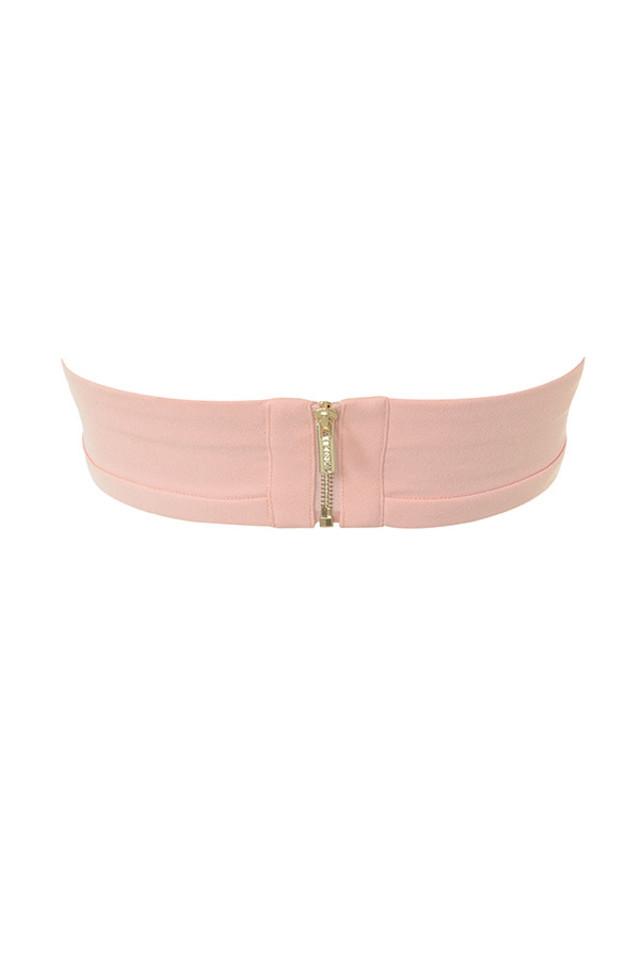lotus top in pink