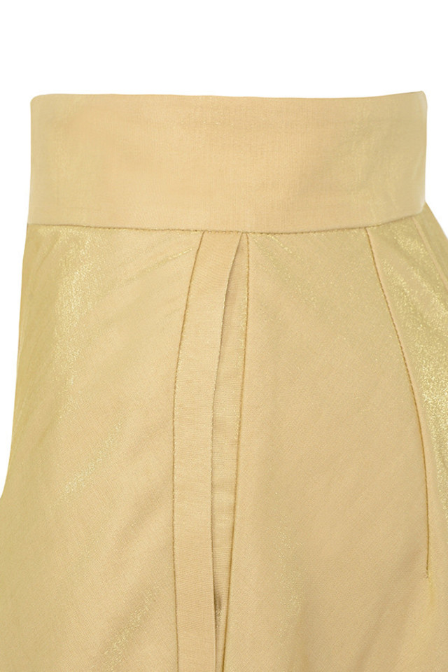 gold margo trousers