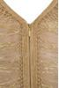 anouk gold dress