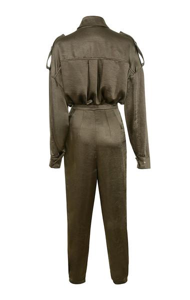 antonella jumpsuit in khaki
