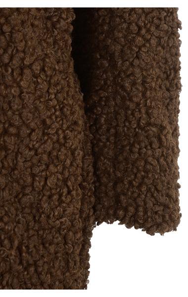 brown bear coat