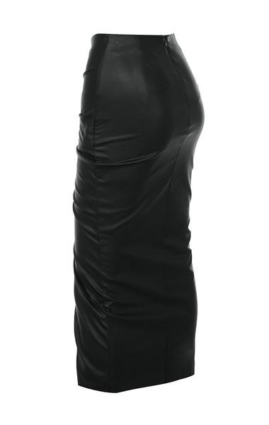 elora black skirt