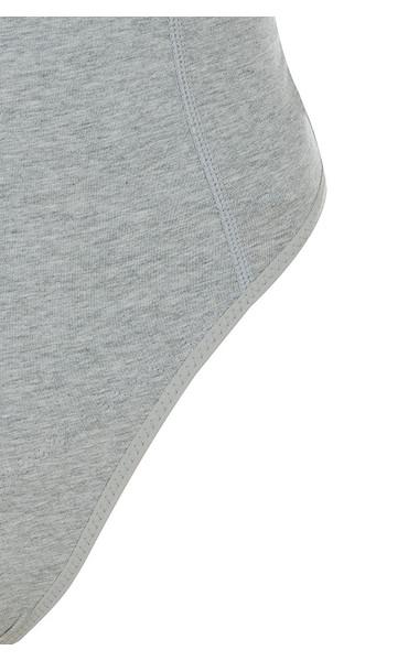 grey imani bodysuit