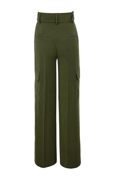 laurel trousers in khaki