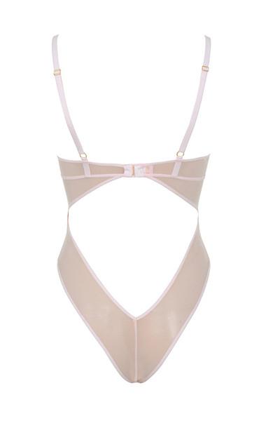 nadia bodysuit in pink