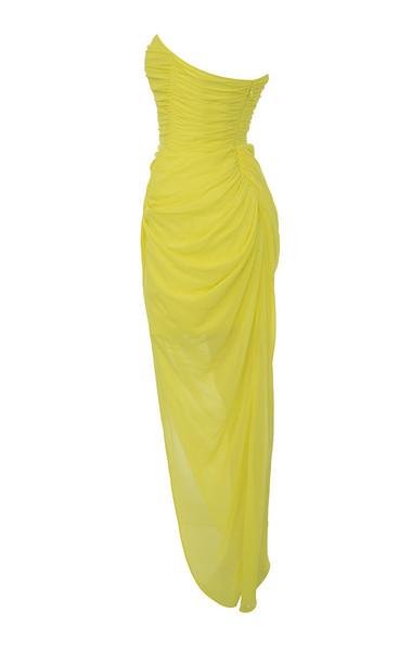 paloma in yellow