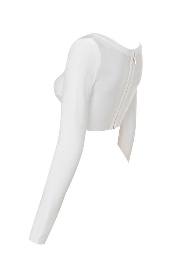 eliana in white
