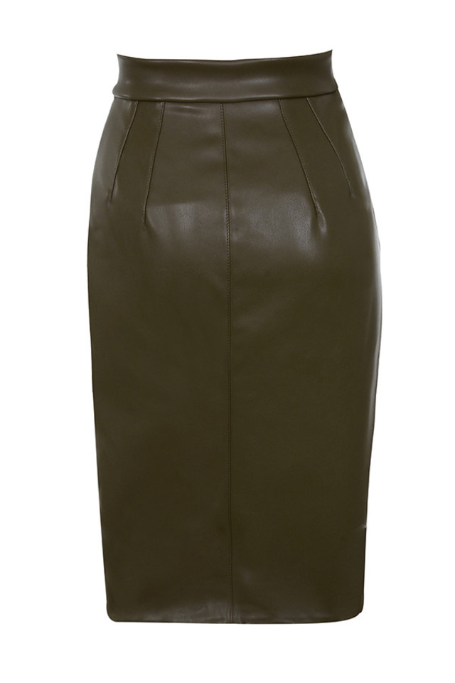 laraine skirt in khaki
