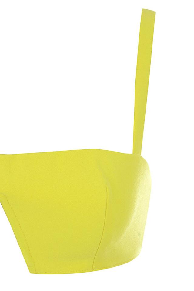 yellow leela