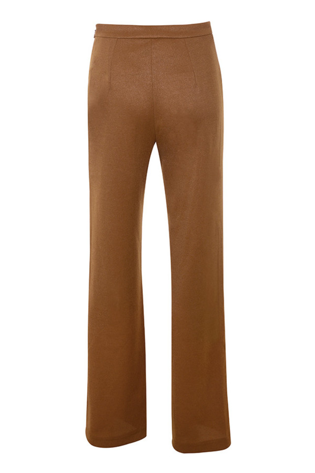 lillie trousers in tan