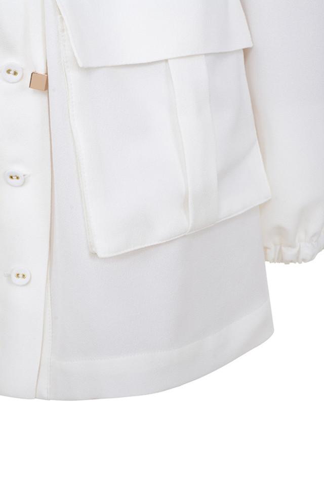 white loretta dress
