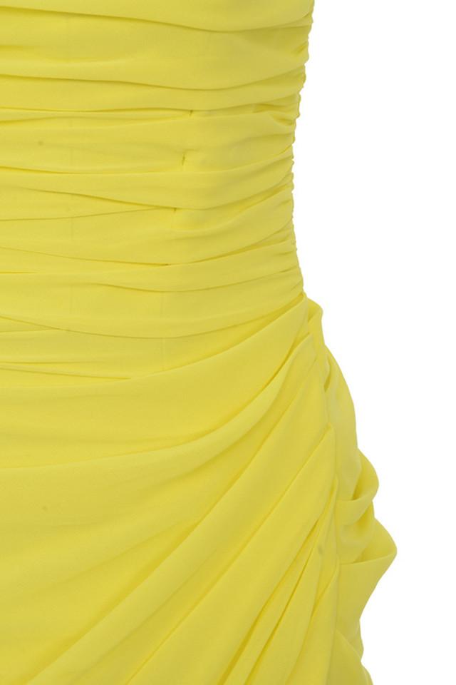 yellow paloma dress