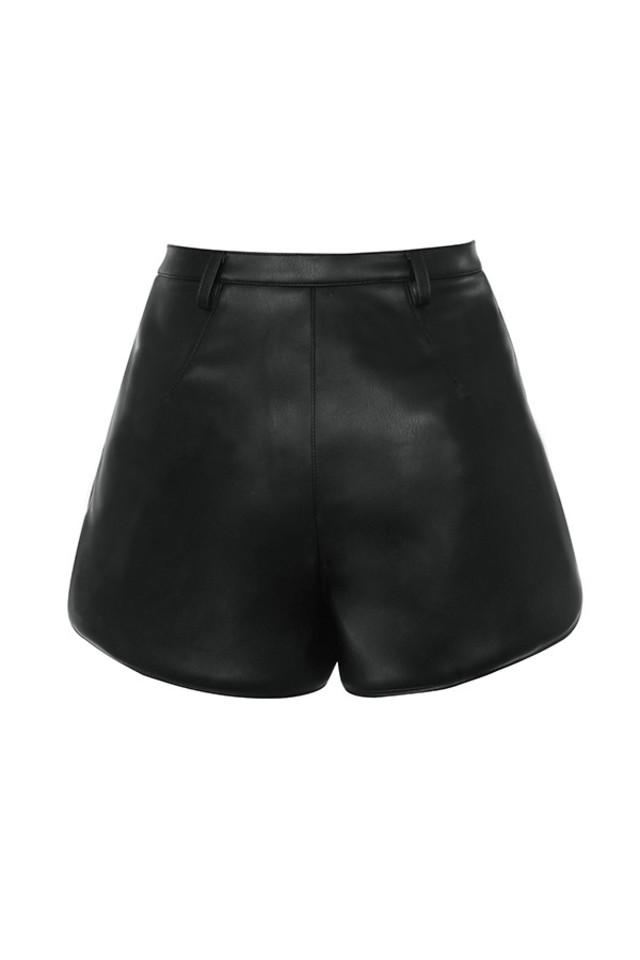 pandora shorts in black