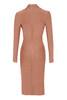 francesca dress in tan