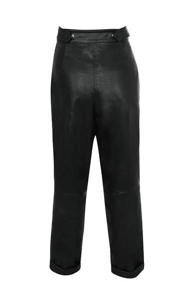 adelphi trousers in black