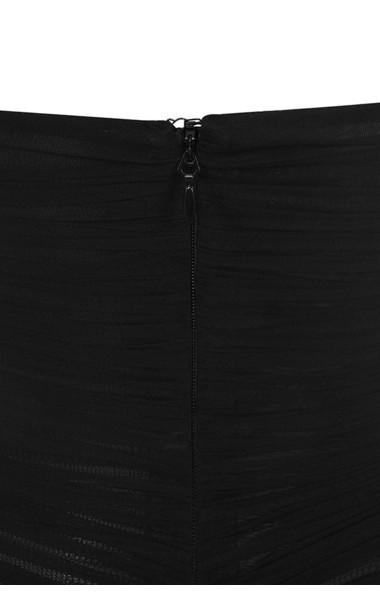 fornarina black dress