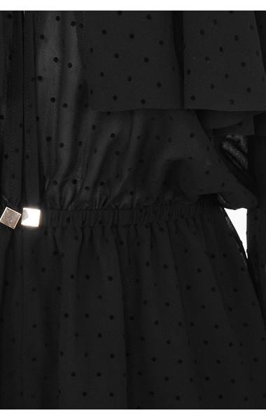 black ramona playsuit