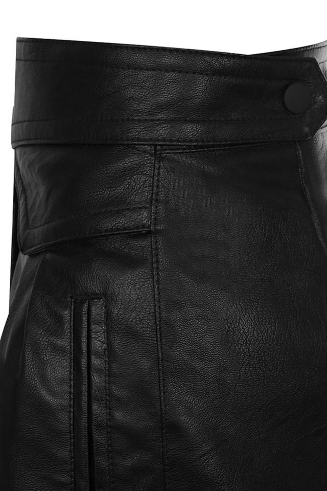 black adelphi trousers