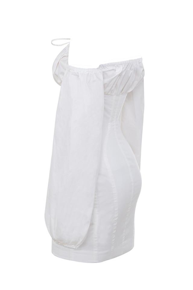arabella in white