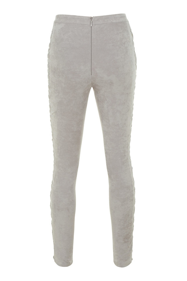 aya trousers in grey
