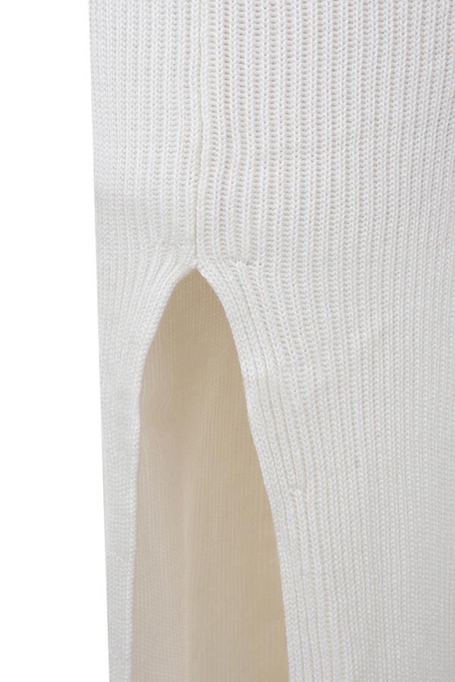 white fernanda skirt