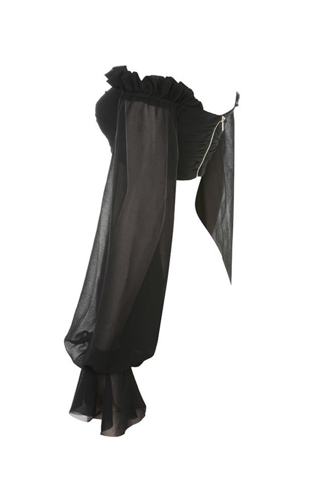 giuliana in black