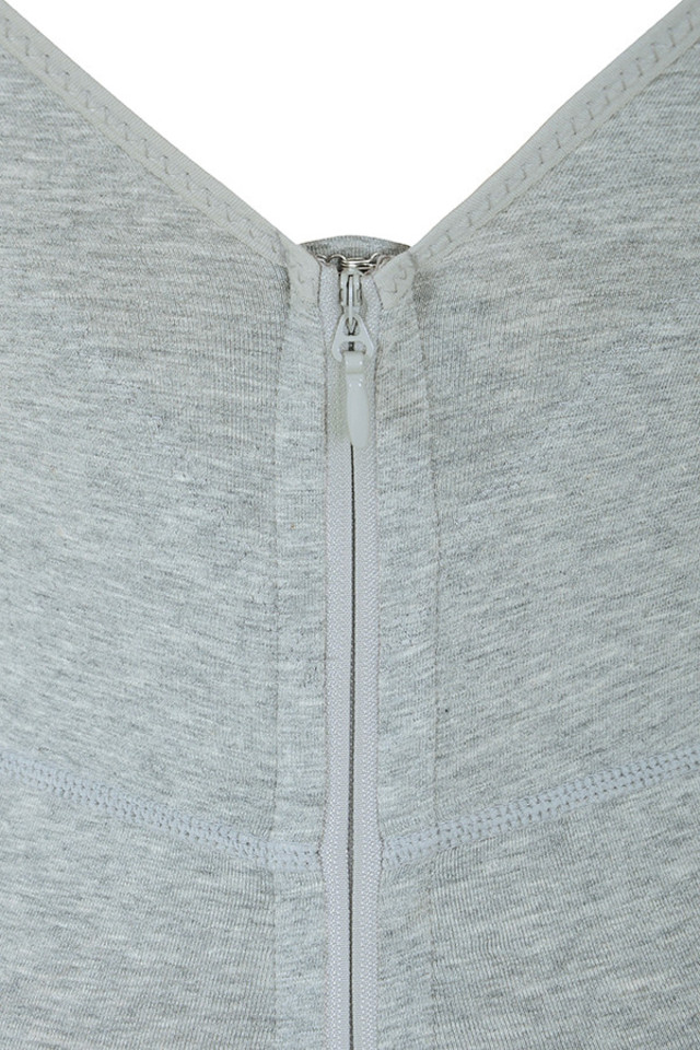 kalani grey jumpsuit