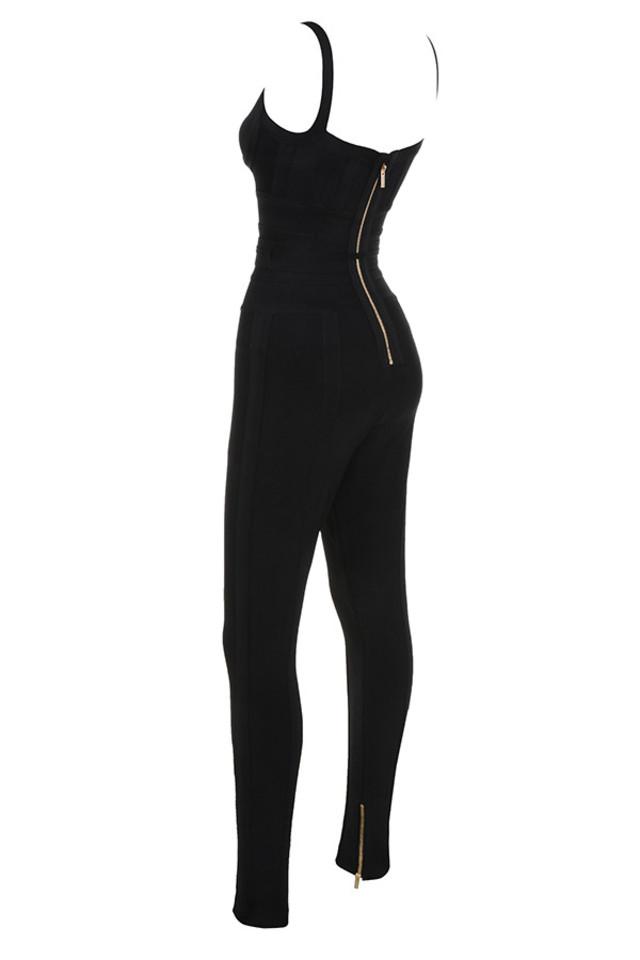 lori black jumpsuit