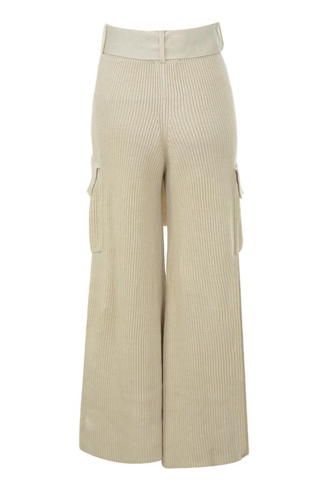 mckenzie trousers in cream