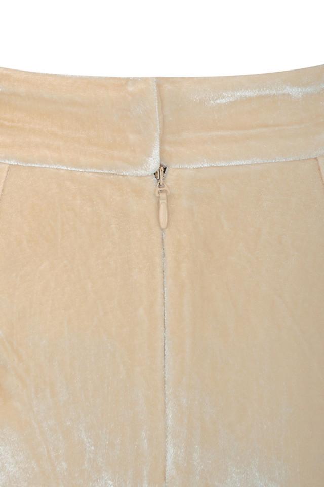 champagne therina skirt