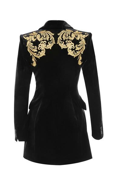 elexis jacket in black